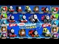 Thomas and Friends : Magical Tracks - Unlock All Train | Kids Train Set (By Budge Studios)