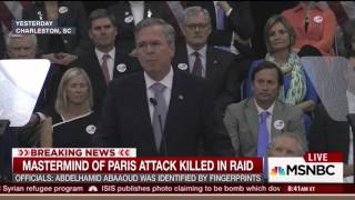 Morning Joe: Citadel Speech One of Jeb