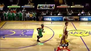 NBA Jam X360 - Not Fast Enough