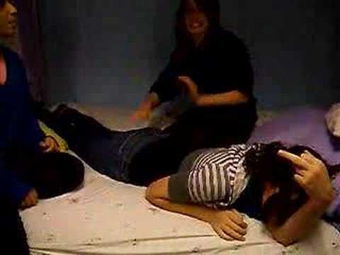 Tit spanking lesbian teens | Porno photo)
