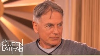 queen latifah googles mark harmon