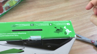Unboxing DDR Seagate XBOX ONE S 1TB