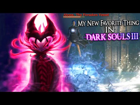 AMAZING Dark Souls 3 Hacker Boss Inspired By HOLLOW KNIGHT! - Funny Moments W/Chase, Fighter & Lost |