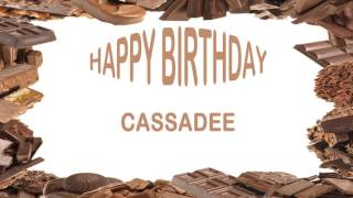 Cassadee   Birthday Postcards & Postales