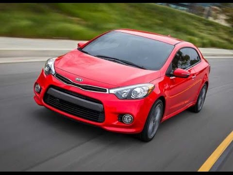 2017 Kia Forte Koup Review