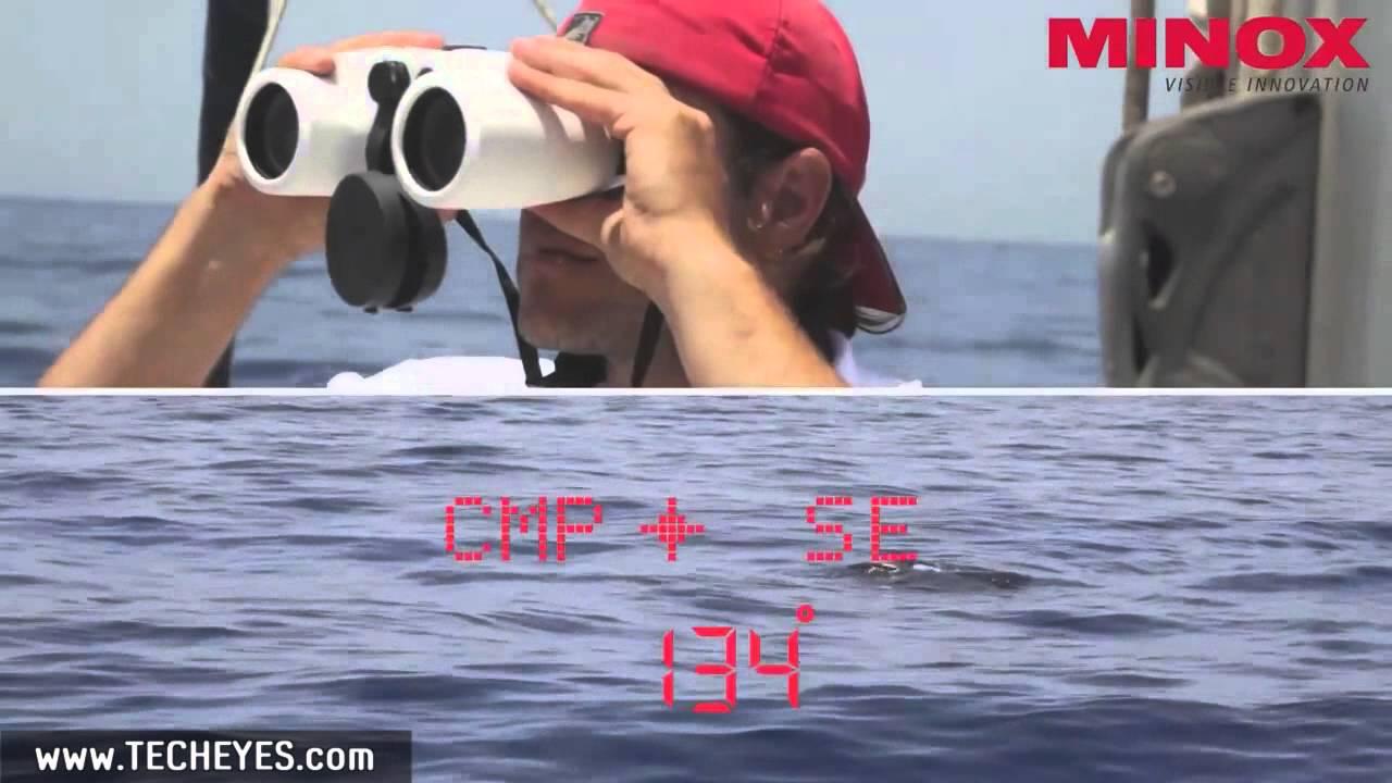 Dealswagen 10x50 Marine Fernglas Mit Entfernungsmesser Und Kompass Bak 4 : Minox nautik fernglas bn 7x50 dcm de video review by www.techeyes