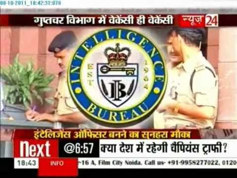Intelligence Officer jobs in IB. - YouTube
