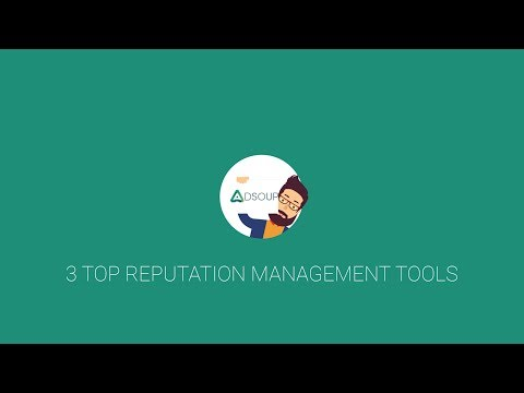 Top 3 reputation management tools for small business | Adsoup Roundup EP#5