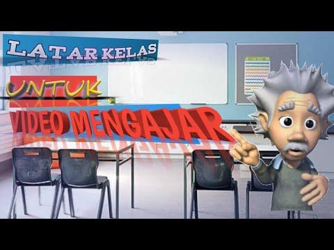 Foto Background Kelas Keren Latarkelas Keren Latar Background Ruang Kelas Keren Youtube