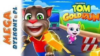 Talking Tom Gold Run • Zabawa z kotem • gry na telefon