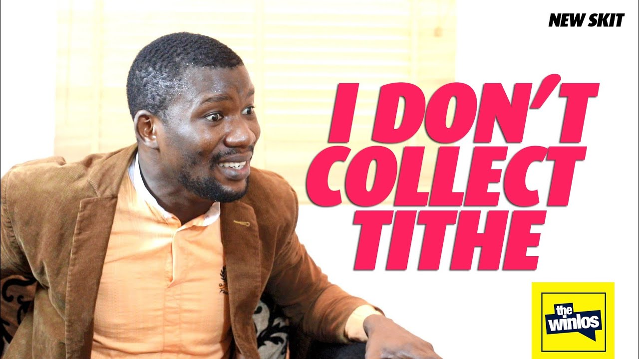 Download I DON'T COLLECT TITHE