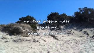 Tim McGraw - Shotgun Rider (with lyrics) Video