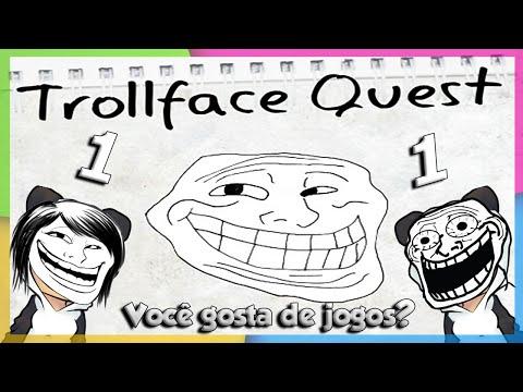 TROLLFACE QUEST – Você gosta de jogos?