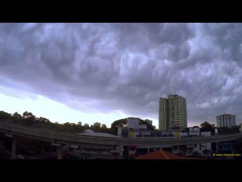 Time Lapse Video from Cochin