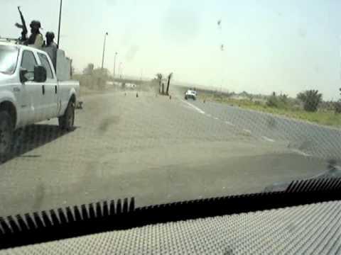 Route Irish,regular day,Baghdad,Iraq,June 2005