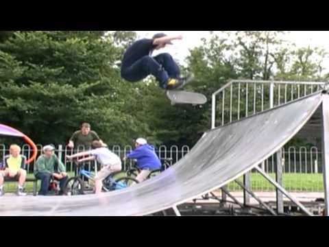 Paul Foster - Skate section