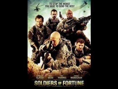 Soldiers of Fortune -  película Bélico (Guerra) 2017