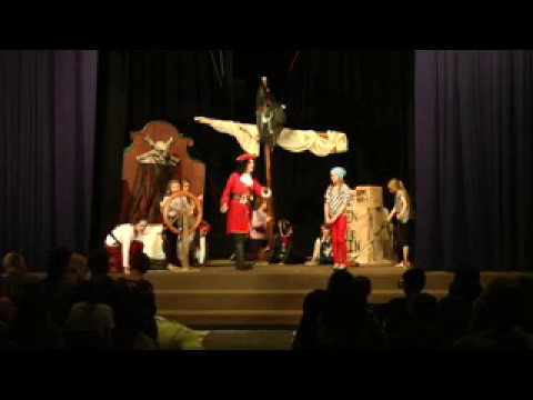 Peter Pan - Mountainville Academy