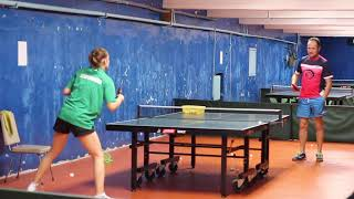 Table Tennis is a hard sport - part 1