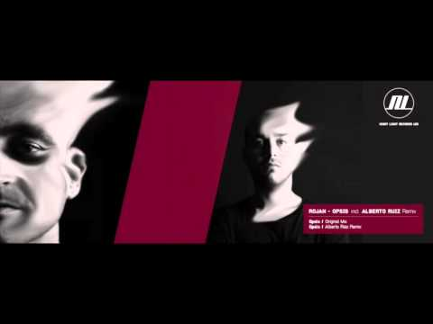 Rojan - Opsis - Alberto Ruiz Remix - Night Light Records