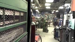 new welding class asnuntuck community college