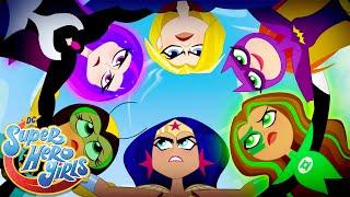 🔴 ALL Super Shorts EPISODES (So Far!) ✨ | DC Super Hero Girls