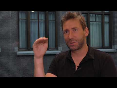 Nickelback interview - Chad Kroeger