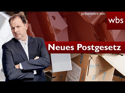 Neues Postgesetz: Darf jetzt jeder Postbote meine Pakete öffnen?