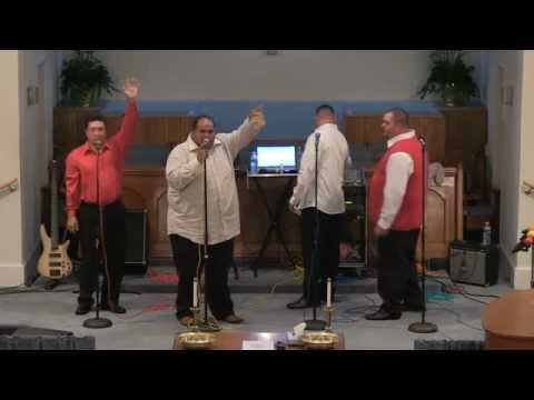 "Heart's Song Quartet - ""Anointed"" Live in Laurinburg"