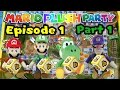Mario Plush Party Episode 1 Part 1