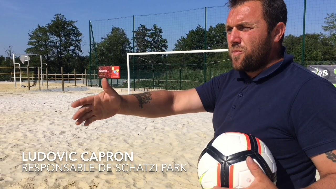 beach soccer Schatzi Park