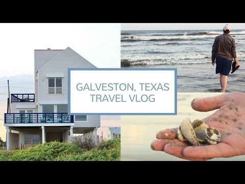 Galveston, Texas Trip | Weekend Travel Vlog