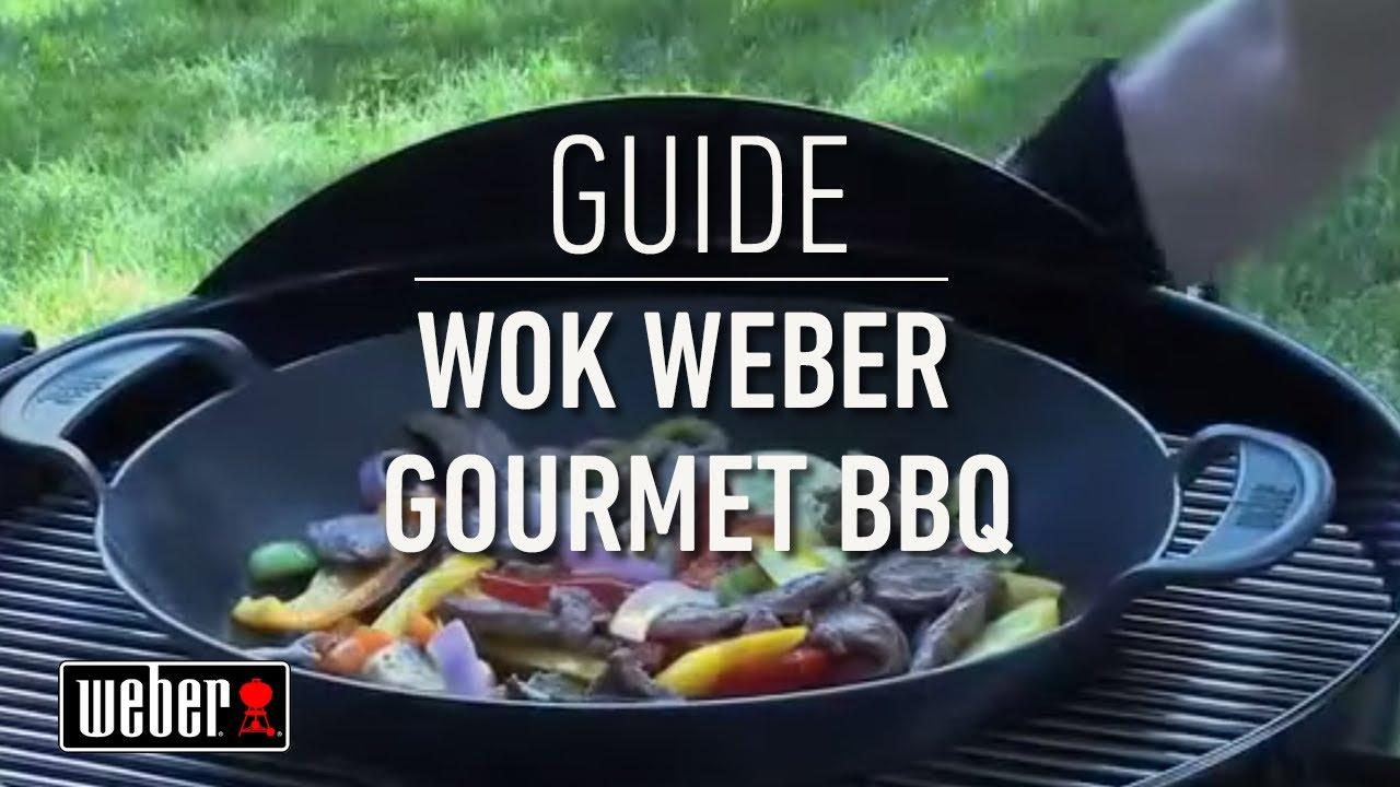 dernière sélection dernière sélection outlet à vendre Accessoire Weber Gourmet BBQ System - Wok