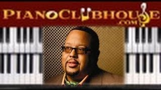 "♫ How To Play ""THEY THAT WAIT"" (Fred Hammond/John P. Kee) - free gospel piano tutorial lesson ♫"