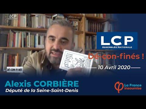 """""""La parole peut libérer, même quand on est en prison."""" Conseil de lecture d'Alexis Corbière sur LCP"""