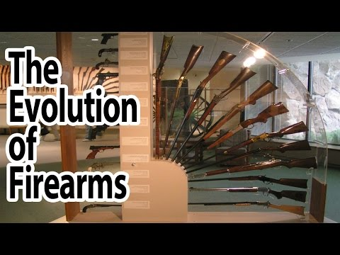 The Evolution of Firearms