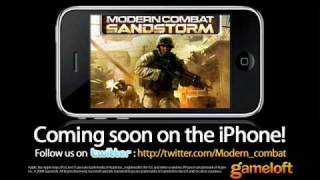 Modern Combat: Sandstorm cinematic