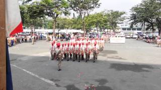 Fancy Drill of Boy Scouts of the Philippines-Fort Bonifacio High School (BSP-FBHS)