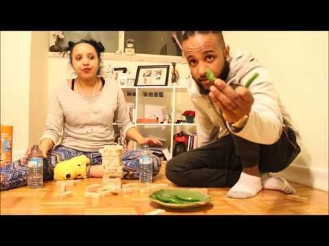ETHIOPIAN couple Jenga Challenge!!!! thumbnail