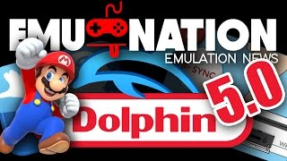EMU-NATION: Dolphin 5.0 Gets WiiMote Crazy!