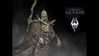 The Elder Scrolls V: Skyrim. Найти экземпляр книги «Дети Неба». Прохождение от SAFa
