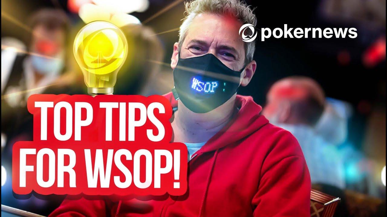WSOP 2021 | World Series Of Poker Regulars Offer Advice!
