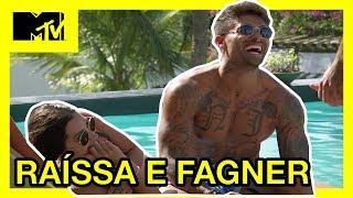 """De Férias com o Ex Brasil: Amor e Ódio com Mareu - Gabi """"libera"""" Fagner, mas surta depois"""