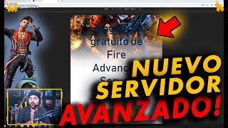 LLEGA NUEVA ACTUALIZACION DE FREE FIRE Y SERVIDOR AVANZADO