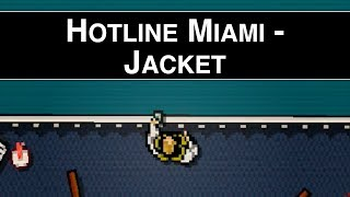 Hotline Miami - Jacket