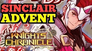 Sinclair Advent Dungeon : Knights Chronicle
