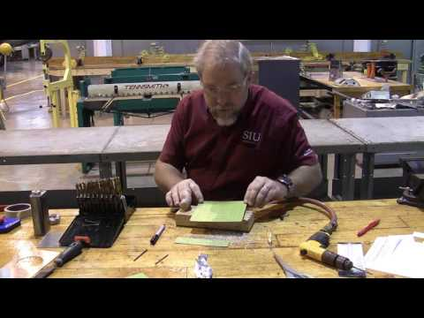 AVT 206 A&P Sheet Metal Class - Project 1 Complete Video