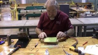 AVT 206 A&P Shęet Metal Class - Project 1 Complete Video