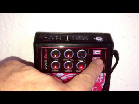 Paper Jamz Pro Series vocal effects