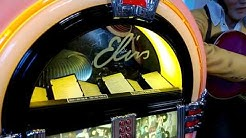 Elvis Presley Collectors Edition Wurlitzer OMT 1015 Jukebox by Ricatech